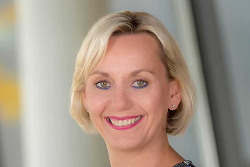 H+K Germany's new leader, Susanne Marell