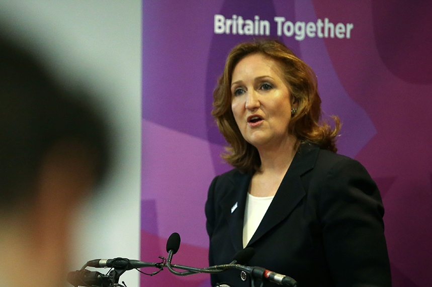 Suzanne Evans is among the six founders of a new public affairs agency offering 'Brexpertise' (pic credit: Getty)