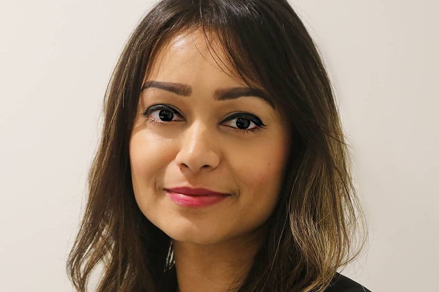 Syeda Hasnain has joined academic health sciences centre King's Health Partners