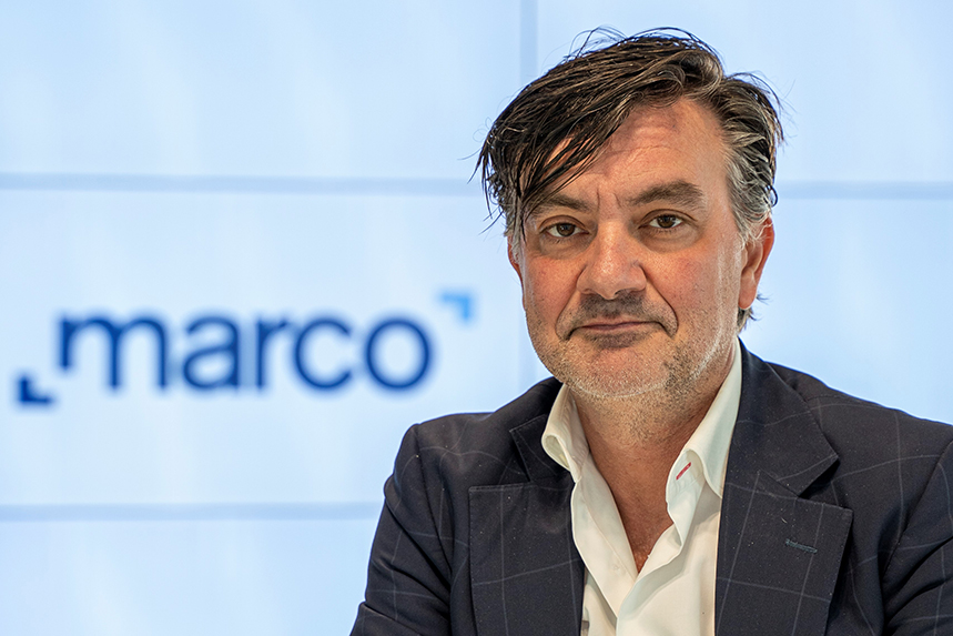 Tomás Matesanz is the new global business development and innovation officer at Marco