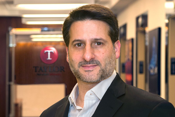 Tony Signore, CEO and managing partner, Taylor