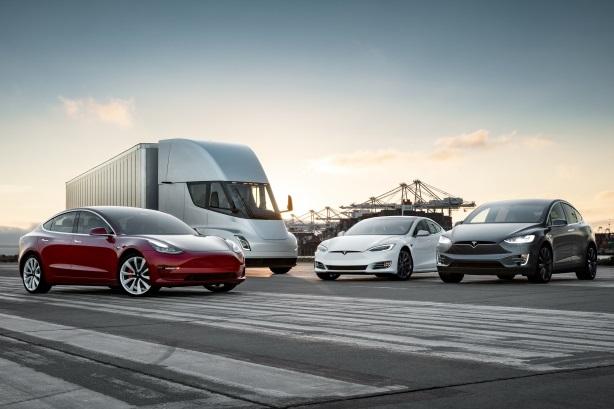 Electronic carmaker Tesla has new communications leadership again (Pic: Tesla).