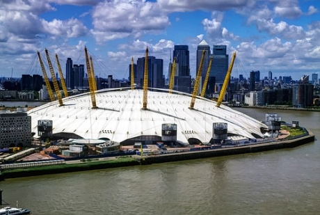 Up at The O2: Inkling to handle consumer PR for 2014