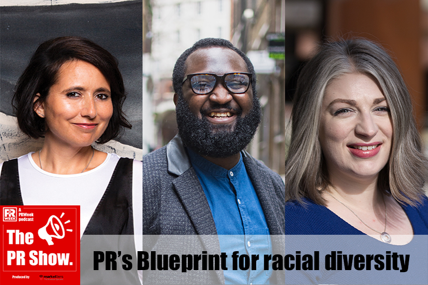 Govier, Obubo and Hawthorn tackle racial diversity in the latest episode of The PR Show.
