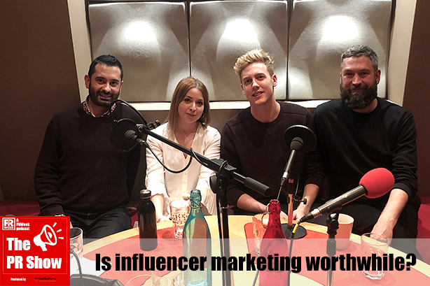 (l-r) Arvind Hickman, Katie Hunter, Joshua Pieters, Joe Mackay-Sinclair