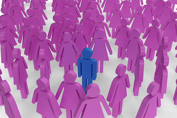 Women outnumber men in top comms jobs (Credit: Thinkstock)
