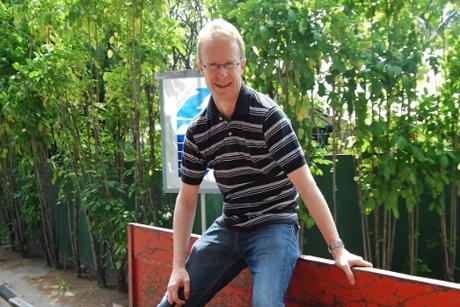Trouble in paradise? Tom Chesshyre investigates