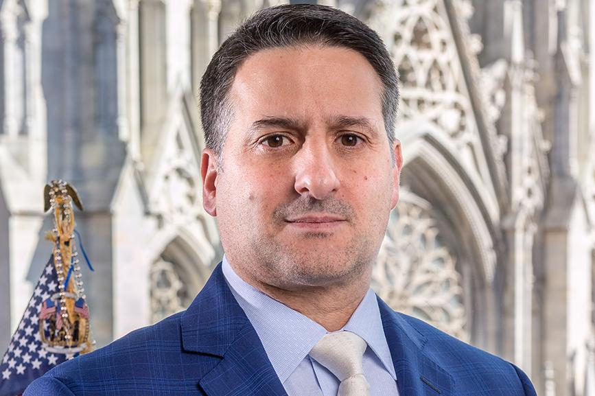 Taylor CEO Tony Signore (Photo credit: Michael Hnatov)
