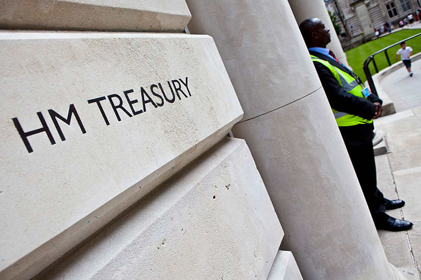 The Treasury comms team's budget has increased sharply during the pandemic, new figures reveal