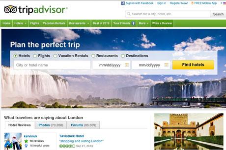 TripAdvisor: First US agency hire