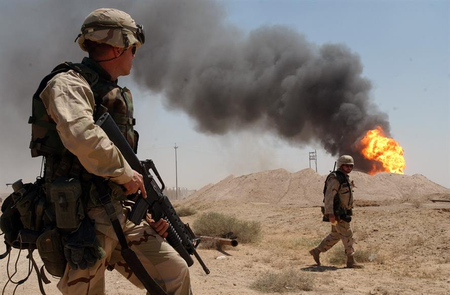 Conflict: Bell Pottinger made £15m per year in fees from Iraq activities