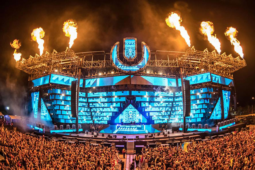 The first Ultra Festival to be staged in the Middle East has been cancelled amid coronavirus fears
