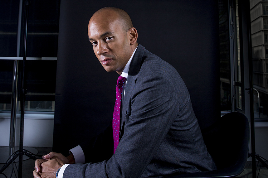 'It was a privilege to serve, but I really don't miss it,' says Umunna (Credit: Colin Stout/PRWeek/Haymarket)