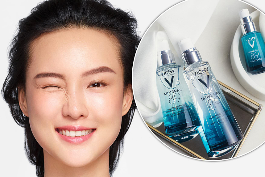 Aisle 8 has won a consumer PR pitch for L'Oreal brands Vichy, above, and Roger&Gallet.
