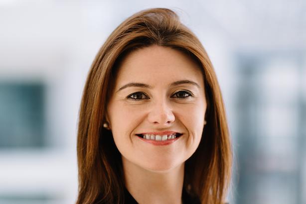 British Airways head of global PR, Victoria Madden