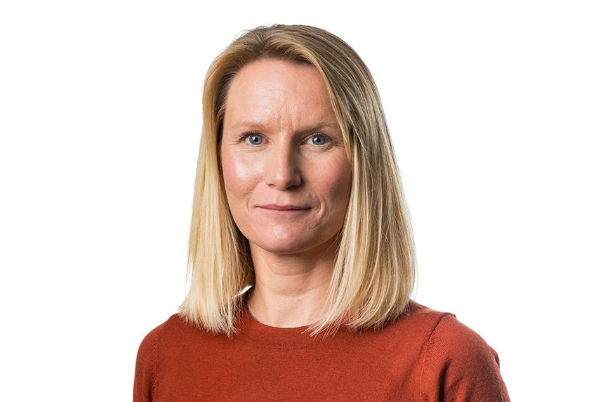 WA Communications director Naomi Harris