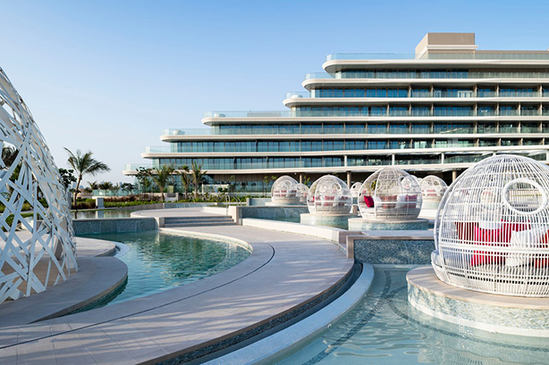 W Dubai - The Palm is the newest W Hotel property