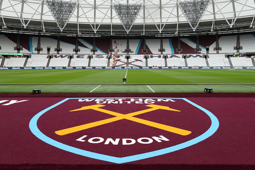 West Ham's London Stadium. Photo Getty Images.