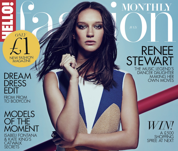 HELLO! Fashion Monthly: Will celebrate its first birthday in September