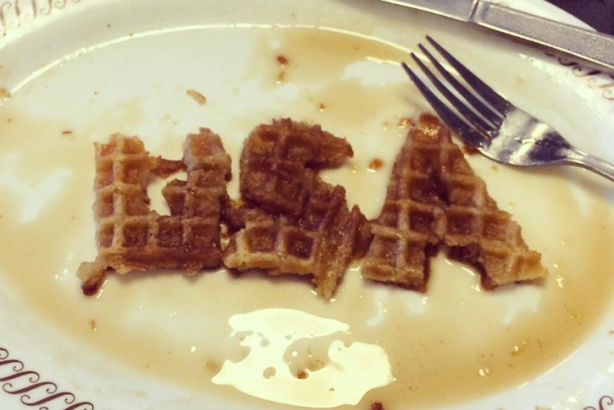 Photo credit: @WaffleHouse Twitter handle