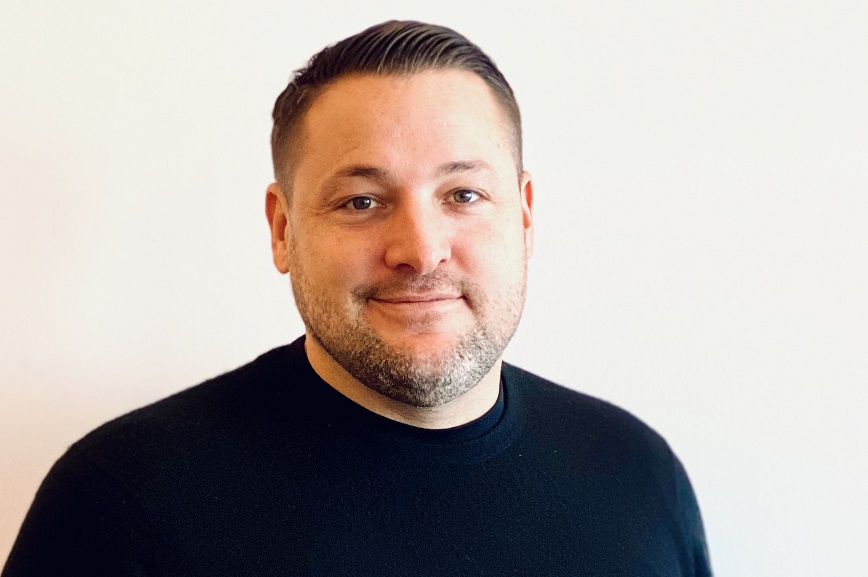 New Ogilvy hire Drew Warren (Photo credit: Ogilvy)