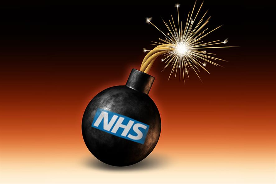 Are political parties 'weaponising' the NHS? Yes, and it's inevitable, say health comms professionals (pic credit: iStock/Getty Images Plus)