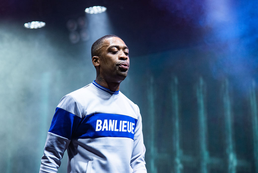Will Wiley continue to get high-profile gigs, such as South West Four Festival in 2019, after his antisemitic tirade? (Photo: Getty Images)