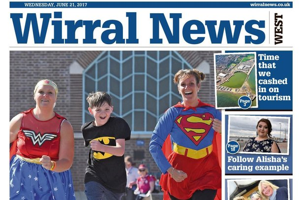 The Wirral News, which Trinity Mirror has said will close today (Wednesday 5 July)