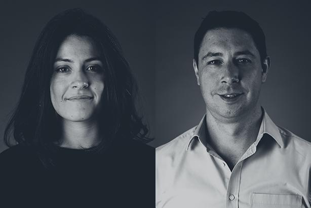 Within's Sarah Cestau and Robert John Tasker