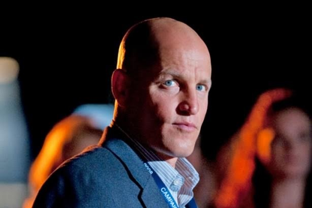 Woody Harrelson played Steve Schmidt in the 2012 film Game Change (Pic: HBO Twitter page).
