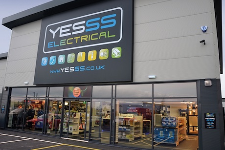 YESSS Electrical: Doncaster branch is one of 85