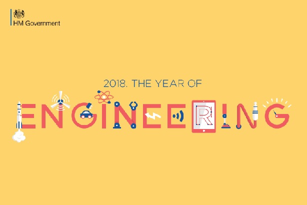The Year of Engineering 2018: Being promoted across government departments