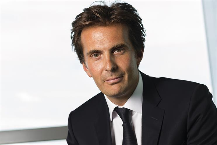 Havas CEO Yannick Bollore: 'In the next five years AMO will become the world leader'