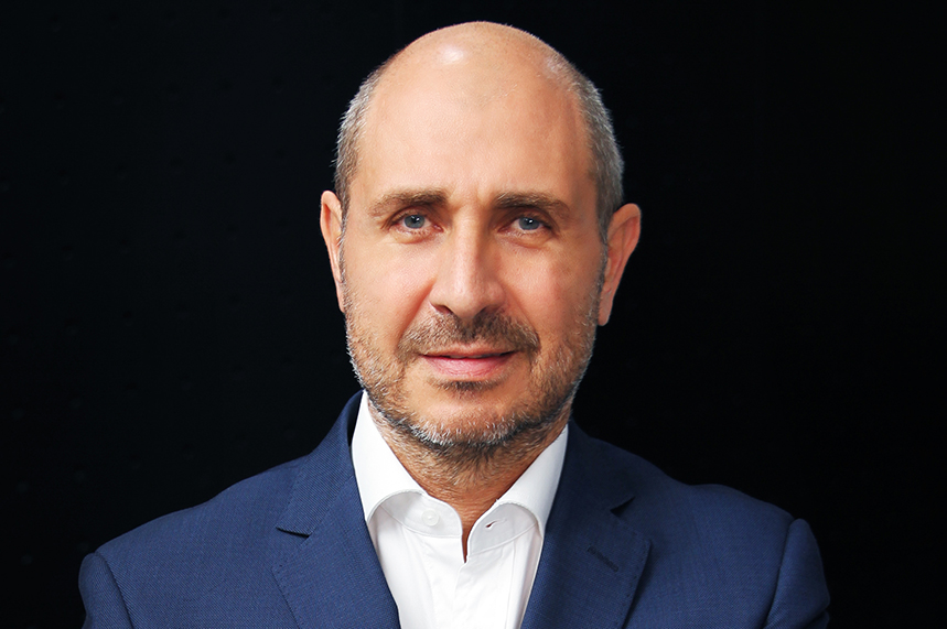 Ziad Hasbani is regional CEO for Weber Shandwick MENAT