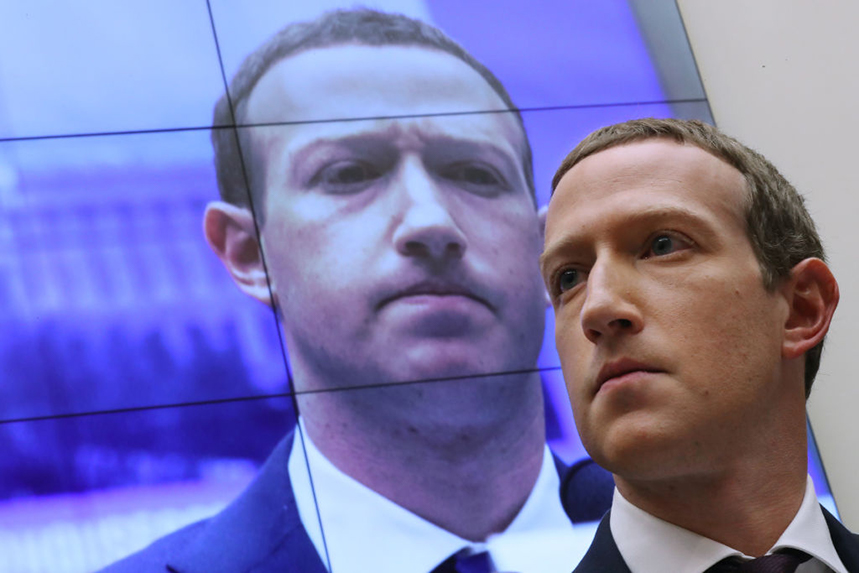 Mark Zuckerberg is under increasing pressure from advertisers to tackle the spread of harmful content on Facebook (Photo: Getty Images)