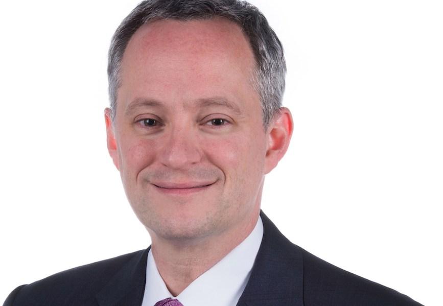 New IBM comms leader Jonathan Adashek. (Photo credit: Renault-Nissan-Mitsubishi)