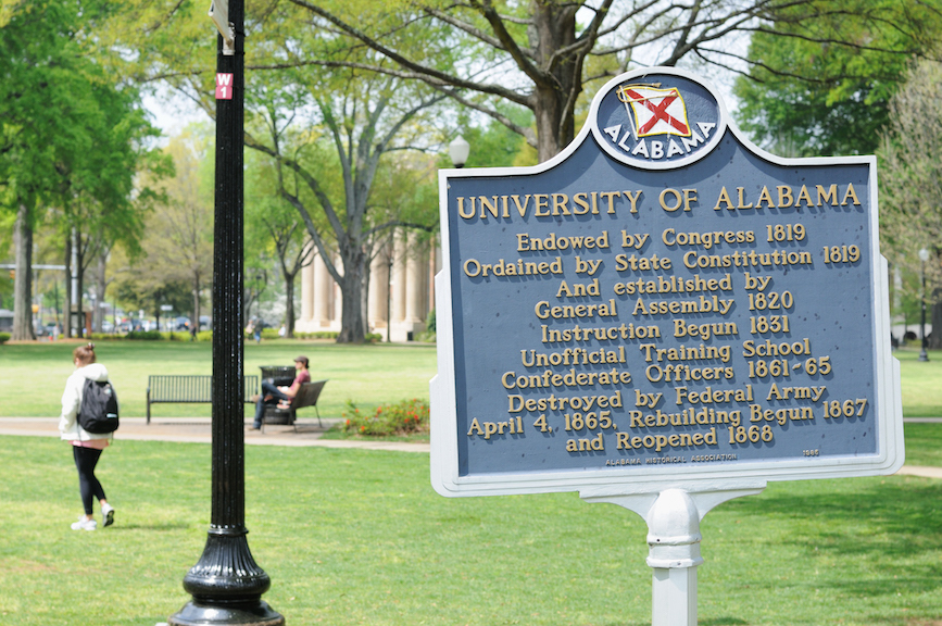 The Plank Center at the University of Alabama is a CPRE member. (Photo credit: Getty Images).