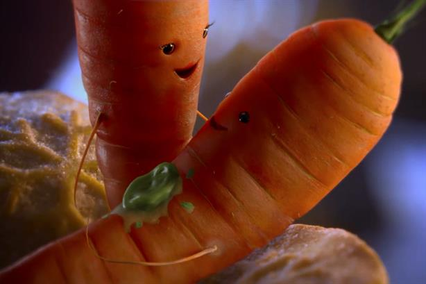 Aldi: Christmas campaign sees the return of Kevin the Carrot