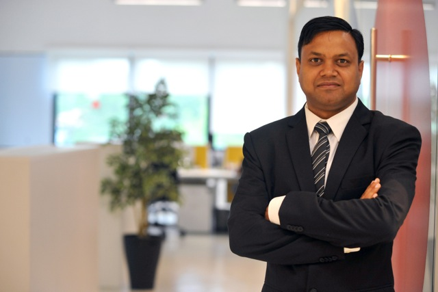 Amit Jain is the editor of PRWeek Asia