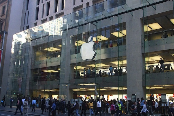 An Apple store in Sydney (John Bragg/Flickr)
