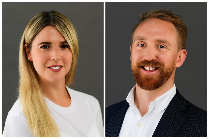 Promoted: Laura Iley and Michael House