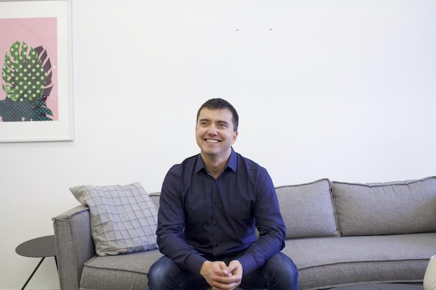 Traackr CEO Pierre-Loic Assayag