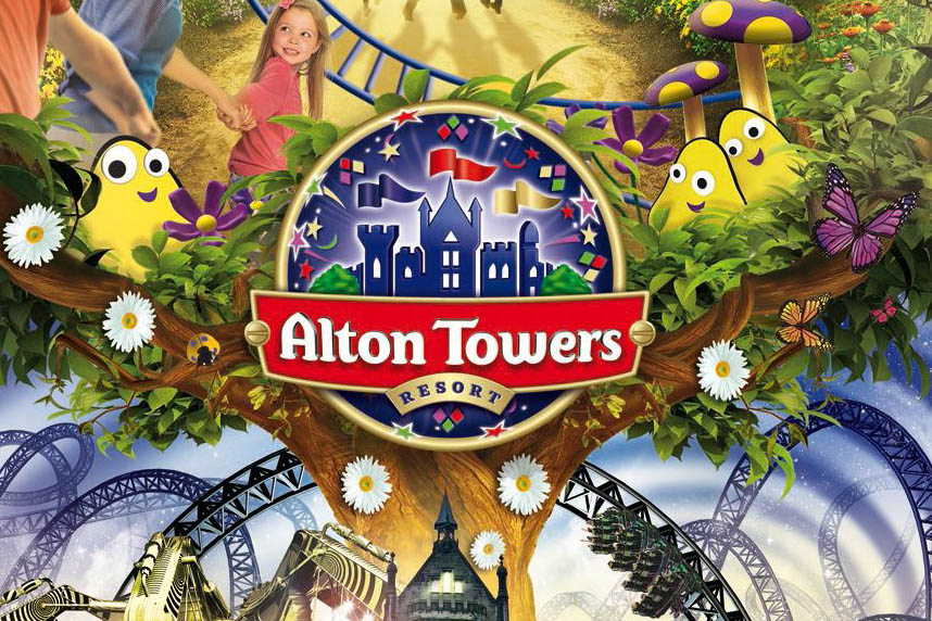 Alton Towers is not looking to call a consumer PR pitch