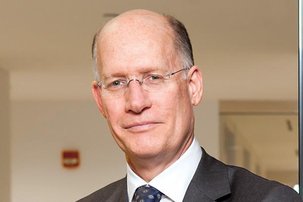 Burson worldwide chair and CEO Don Baer