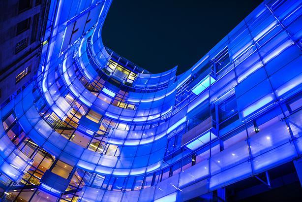 BBC Television Centre: pic credit, kuczin/Thinkstock
