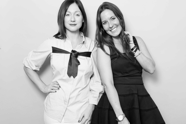 Aisle 8 co-founders: Lauren Stevenson and Virginia Norris