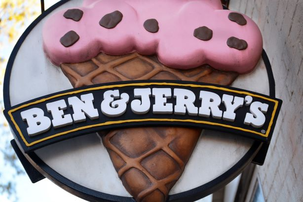 B Lab held up Ben & Jerry's as a model company for Business Roundtable members (Photo credit: Getty Images)