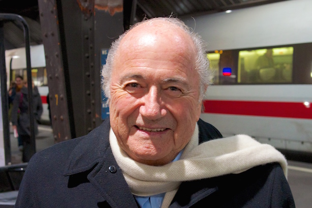 Sepp Blatter: Likely to win another term as FIFA president.