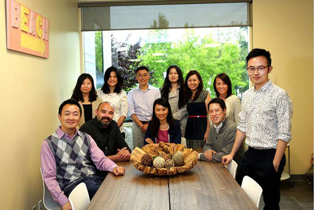 BlueFocus celebrated a new office in Silicon Valley in June