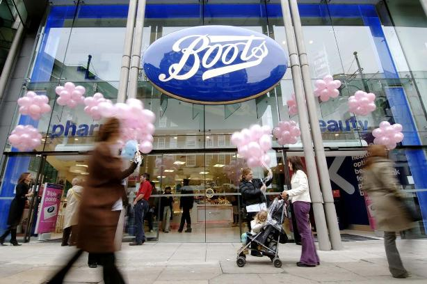 Walgreens Boots Alliance owns UK high-street mainstay Boots